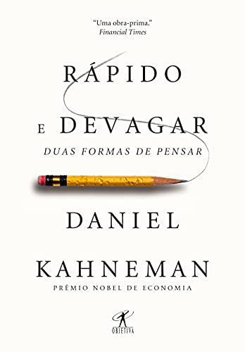 9788539003839: Rapido e Devagar: Duas Formas de Pensar (Em Portugues do Brasil)
