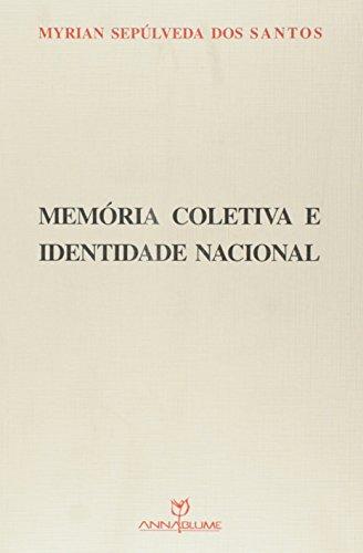 9788539105779: Memoria Coletiva E Identidade Nacional (Em Portuguese do Brasil)