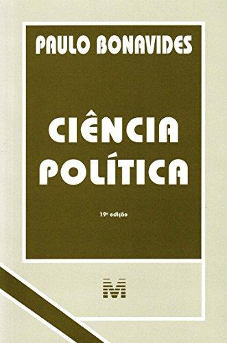 9788539201358: Ciência Politica (Em Portuguese do Brasil)