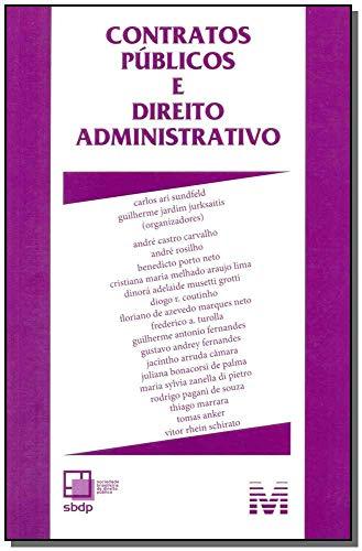 9788539202904: Contratos Publicos e Direito Administrativo
