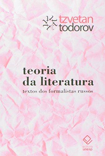 9788539304967: Teoria da Literatura: Textos dos Formalistas Russos