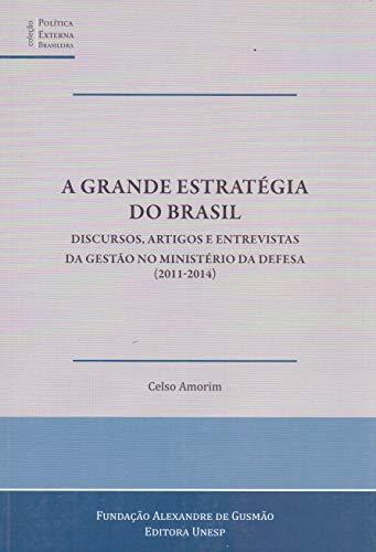 9788539306275: A Grande Estratégia do Brasil