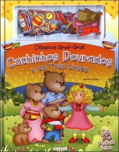 9788539404513: Cachinhos Dourados E Os Tres Ursos (Em Portuguese do Brasil)
