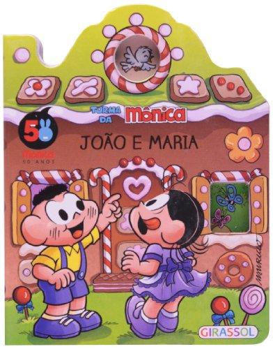 9788539411740: Turma Da Monica - Casinhas E Janelas - Joao E Maria (Em Portuguese do Brasil)