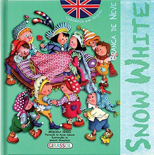 9788539412396: Branca de Neve - Volume 2. Coleção Clássicos em Inglês