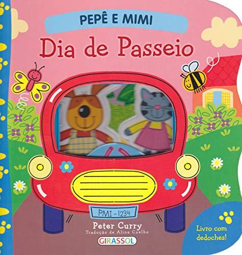 9788539413287: Dia de Passeio - Coleção Pepê e Mimi (Em Portuguese do Brasil)