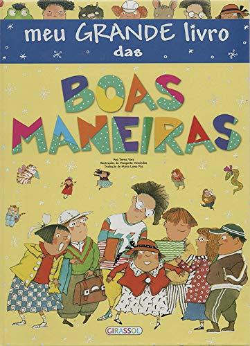 9788539413645: Meu Grande Livro das Boas Maneiras (Em Portuguese do Brasil)