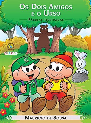 9788539414352: Os Dois Amigos e o Urso - Volume 14. Coleção Turma da Mônica. Fábulas Ilustradas