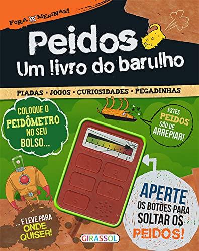 9788539414802: Peidos. Um Livro do Barulho (Em Portuguese do Brasil)