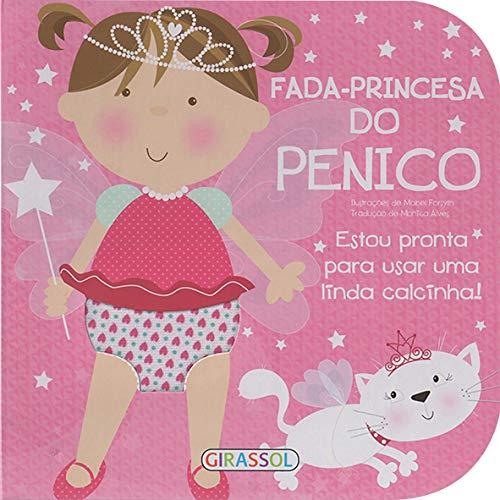 9788539414826: Fada-Princesa do Penico - Volume 2. Coleção Troninho (Em Portuguese do Brasil)