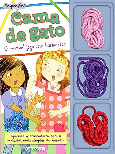 9788539415823: Eu que Fiz! Cama de Gato (Em Portuguese do Brasil)