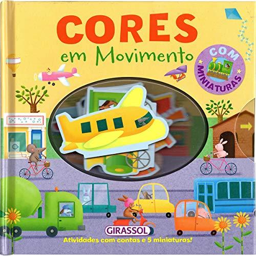 9788539415892: Cores em Movimento - Volume 1 (Em Portuguese do Brasil)