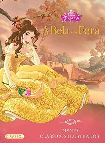 9788539416417: Disney. Clássicos Ilustrados. A Bela e a Fera (Em Portuguese do Brasil)
