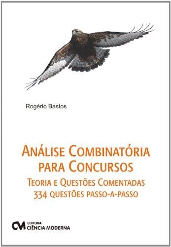 9788539900053: Analise Combinatoria E Probabilidade Para Concursos