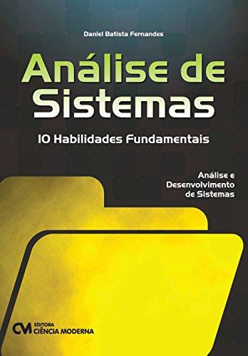 9788539905782: Analise de Sistemas. 10 Habilidades Fundamentais (Em Portuguese do Brasil)