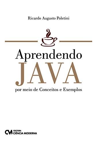 9788539906451: Aprendendo Java. Por Meio de Conceitos e Exemplos (Em Portuguese do Brasil)
