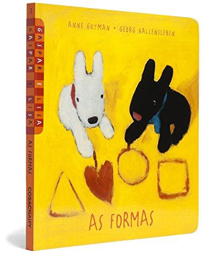 9788540500303: As Formas - As Descobertas de Gaspar e Lisa (Em Portuguese do Brasil)