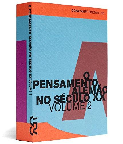 9788540502901: O Pensamento Alemao No Seculo Xx: Vol 2 (Em Portugues do Brasil)