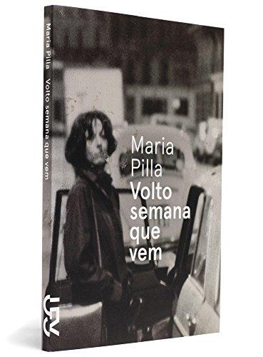 9788540509184: Volto Semana que Vem (Em Portuguese do Brasil)