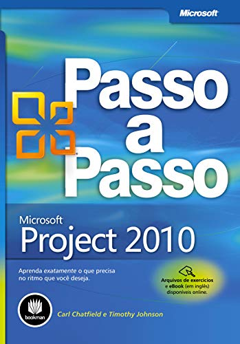 9788540700826: Microsoft Project 2010 Passo A Passo (Em Portuguese do Brasil)