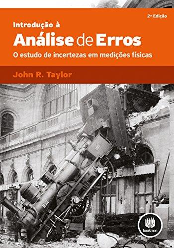 9788540701366: Introdução à Análise de Erros. O Estudo de Incertezas em Medições Físicas (Em Portuguese do Brasil)