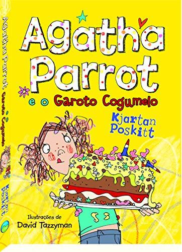 9788541004268: Agatha Parrot e o Garoto Cogumelo