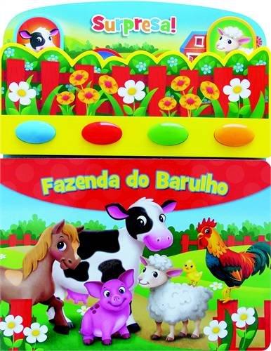 9788541005623: Surpresa. Fazenda do Barulho (Em Portuguese do Brasil)