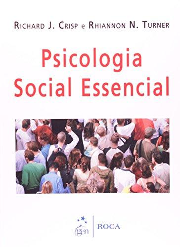 9788541201230: Psicologia Social Essencial