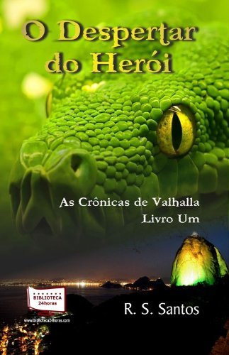 9788541604055: O Despertar do Herói - As Crônicas de Valhalla - Livro Um