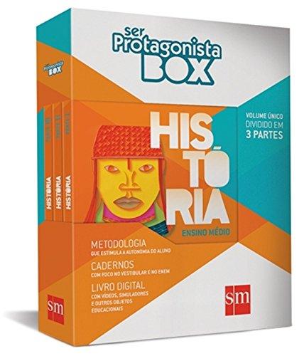 9788541802215: Ser Protagonista. História - Caixa. Volume Único (Em Portuguese do Brasil)