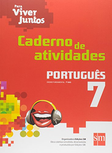 9788541808293: Caderno de Atividades. Viver Juntos. Português 7 (Em Portuguese do Brasil)