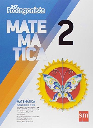 9788541809832: Ser Protagonista. Matemática. Caderno de Atividades 2