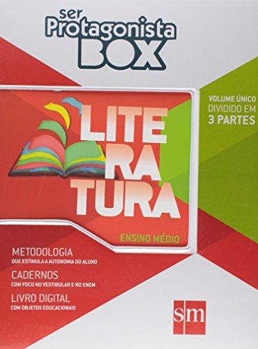 9788541809993: Em Ser Protagonista. Box Literatura (Em Portuguese do Brasil)