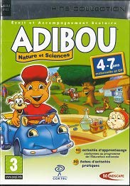 9788542062496: Adibou sciences pour les 4-7 ans. + Plop le chien