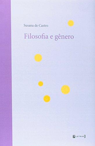 9788542102055: Filosofia E Genero (Em Portuguese do Brasil)