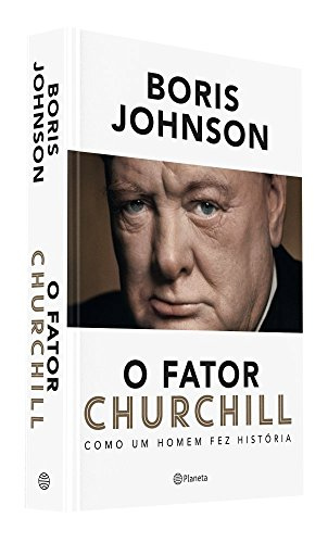 9788542206005: O Fator Churchill (Em Portuguese do Brasil)
