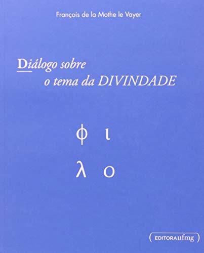 9788542300345: Di�logo Sobre o Tema da Divindade (Em Portuguese do Brasil)