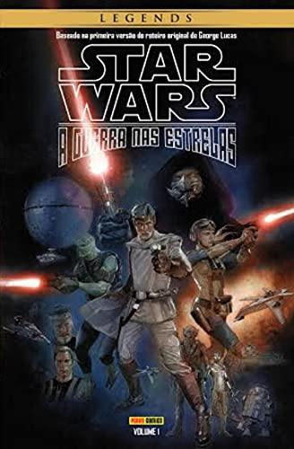 9788542602180: Star Wars. A Guerra nas Estrelas - Volume 1 de 2 (Em Portuguese do Brasil)