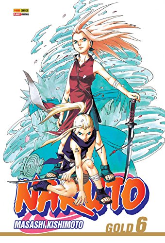 9788542603231: Naruto Gold - Vol.6
