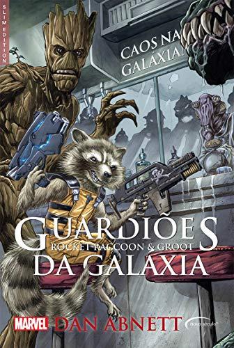 9788542806366: Guardiões da Galáxia. Rocket Raccoon e Groot. Caos na Galáxia (Em Portuguese do Brasil)