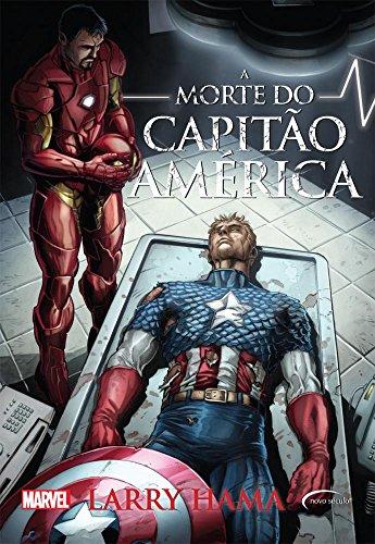 9788542808001: A Morte do Capitão América - Volume 1 (Em Portuguese do Brasil)