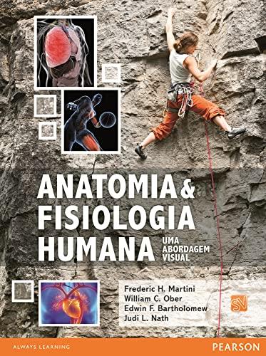 9788543001135: Anatomia e Fisiologia Humana. Uma Abordagem Visual (Em Portuguese do Brasil)