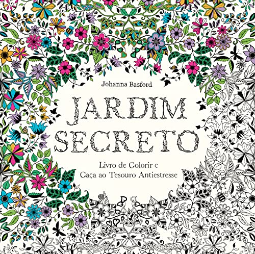 9788543101637: Jardim Secreto (Em Portugues do Brasil)