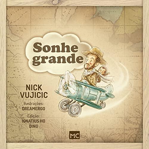 9788543301334: Sonhe Grande (Em Portuguese do Brasil)