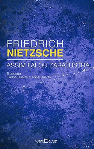 9788544000021: Assim Falou Zaratustra. Um Livro Para Todos e Para Ninguém (Em Portuguese do Brasil)