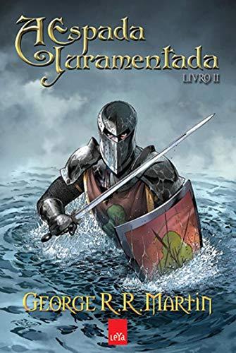 9788544100301: A Espada Juramentada - Livro Ii (Quadrinho) (Em Portugues do Brasil)
