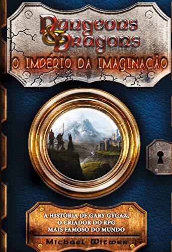 9788544104194: Dungeons & Dragons. O Império da Imaginação (Em Portuguese do Brasil)