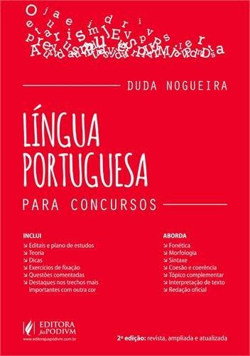 9788544201732: Língua Portuguesa Para Concursos