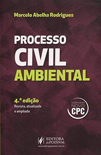 9788544211113: Processo Civil Ambiental