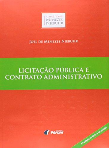 9788545000396: Licitação Pública e Contrato Administrativo (Em Portuguese do Brasil)